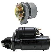 TL 100 MAHLE Letrika Generator Lichtmaschine für New Holland TL 90