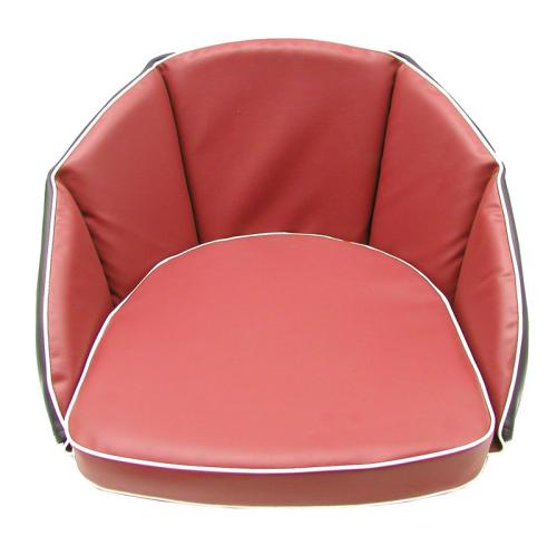 sitzkissen rot traktorteile. Black Bedroom Furniture Sets. Home Design Ideas