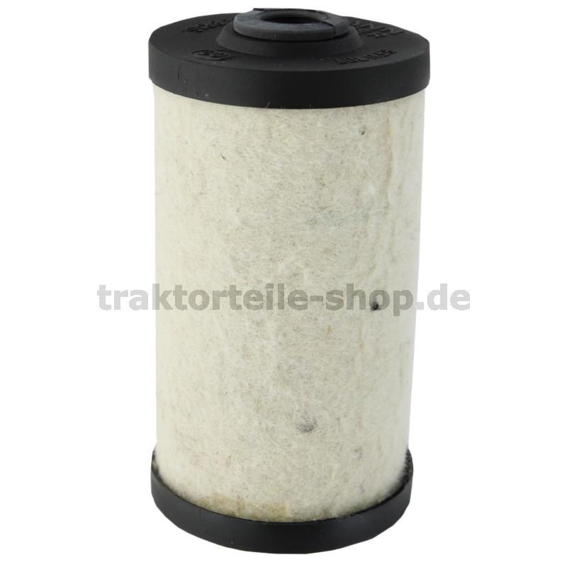 Porsche Dieselfilter Filter Kraftstofffilter Traktor Oldtimer Tankfilter innen