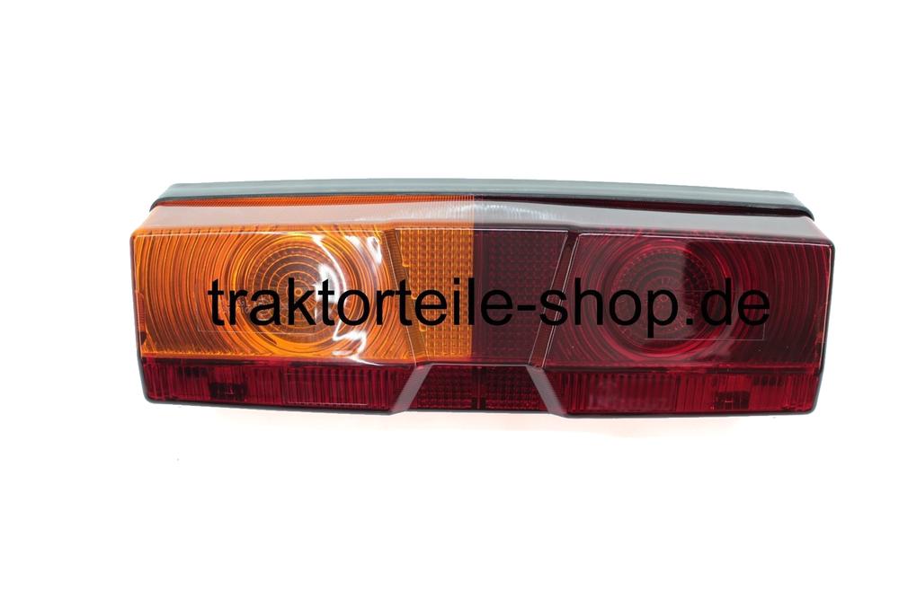 Rücklichtglas Ersatzglas für Rücklicht Rückleuchte von Hella E1 53221