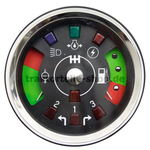 Warnblinkschalter 2-Kreis für IHC McCormick 423 523 624 724 824 Traktor