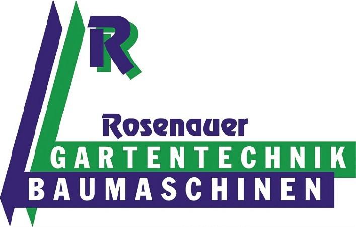 Website Rosenauer Baumaschinen